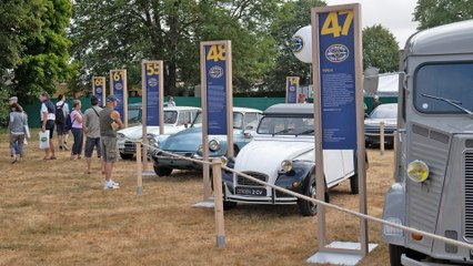 Citroën Celebrates 100th Anniversary with its Largest-Ever Collector's Reunion