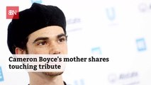 The Mother Of Cameron Boyce Posted On Instagram