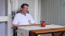 Meine Sommerresidenz: Pétanque und Gartendusche