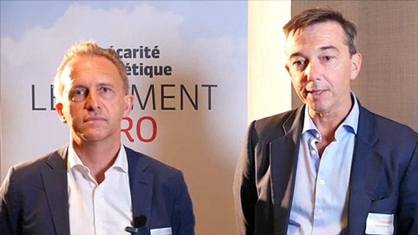 """Moment Pro Habiter Mieux  - Organiser les """"parcours de travaux"""" - Pascal RIOUAL et Bertrand LECLERQ"""