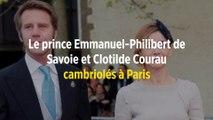 Le prince Emmanuel-Philibert de Savoie et Clotilde Courau cambriolés à Paris