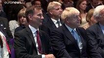 Le conservateur Boris Johnson est le futur Premier ministre britannique