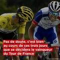 Les trois dernières étapes de montagne du Tour de France 2019