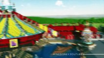 Minecraft : ils reproduisent Disneyland et toutes ses attractions en 7 ans de travail !