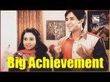 Yeh Un Dinon Ki Baat Hai: Sameer and Naina celebrate their new achievement