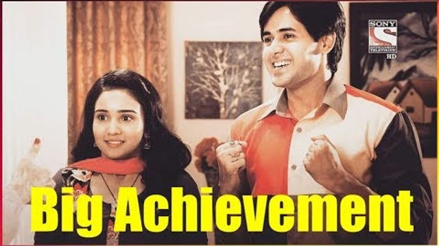 Yeh Un Dinon Ki Baat Hai: Sameer and Naina celebrate their new achievement