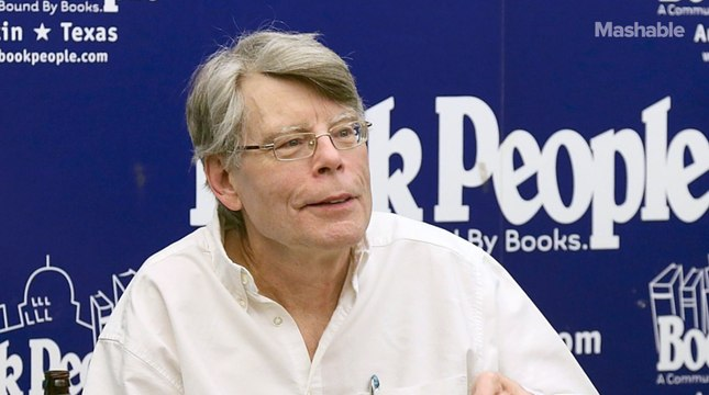 Stephen King condemns President Trump after racist tweets, comments about 'The Squad'