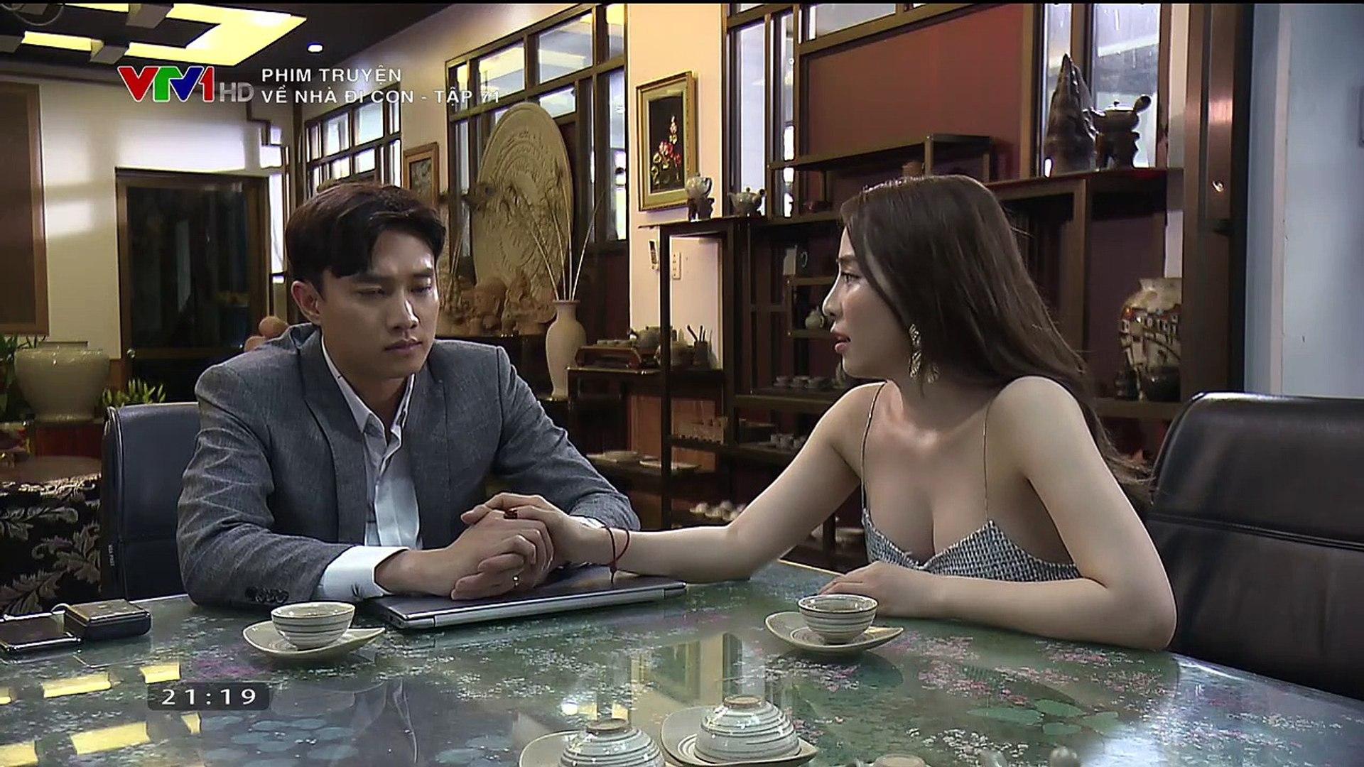 Về nhà đi con [Tập 71 HD] | Phim Việt Nam 2019 | Bản chuẩn VTV