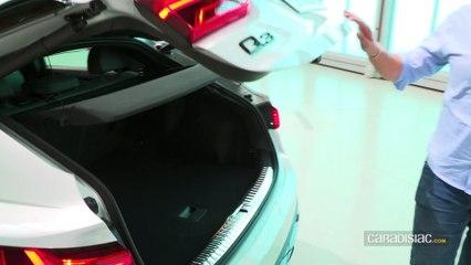 Audi Q3 Sportback : stylé et pratique