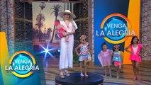 ¡Súper looks coquetos para tus niñas en vacaciones! | Venga La Alegría