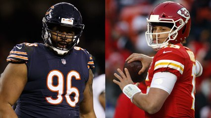 Schrager on his dream roster: Imagine Chiefs with Bears defense