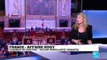 """Enquête de l'Assemblée sur Rugy: """"aucune irrégularité"""" mais trois dîners privés épinglés"""