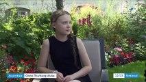 Greta Thunberg à l'Assemblée : une visite qui ne fait pas l'unanimité
