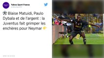 Mercato : La Juventus Turin prépare une offre pour Neymar