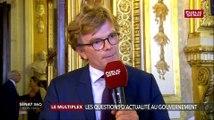 Affaire de Rugy : « Il n'est pas acceptable » de contester la « probité » de l'enquête, s'indigne Fesneau