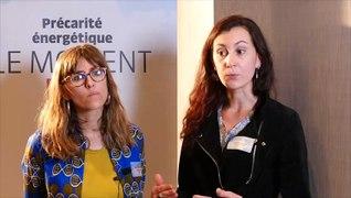 """Moment Pro Habiter Mieux  - Organiser les """"parcours de travaux"""" - Marion CHENU et Sarah MAGNIERE"""
