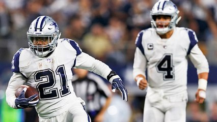 Mike Rob: 'No comparison' between Dak, Zeke contract situations