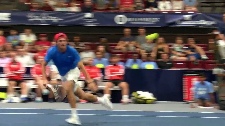 World TeamTennis Top 5 Plays: July 17th