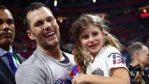 Tom Brady Receives Backlash for Cliff Diving With his Daughter