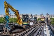 Paris : au cœur du chantier de la ligne 6 du métro