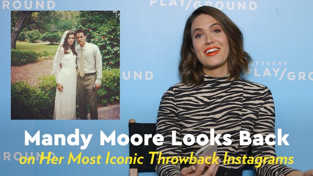 Mandy Moore Looks Back on Filming A Walk to Remember: