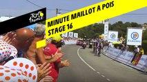 La minute Maillot à pois Leclerc - Étape 16 - Tour de France 2019