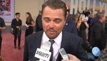 Leonardo DiCaprio on Retirement