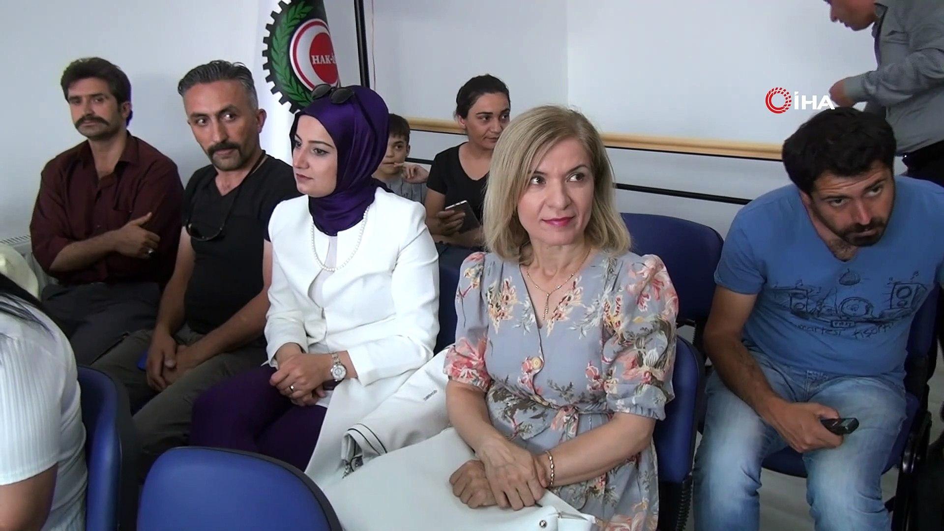 Efeoğlu: HDP'li belediye gerekçe göstermeden işçi çıkarıyor ile ilgili görsel sonucu