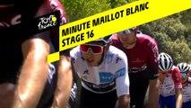 La minute Maillot Blanc Krys - Étape 16 - Tour de France 2019