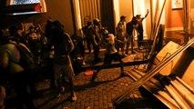 Porto-riquenhos pedem demissão do governador