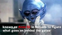 Almost 2 Million People Want To 'Storm Area 51' After Facebook Post Goes Viral