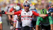 L'australien Caleb Ewan remporte la 16 ème étape du Tour de France