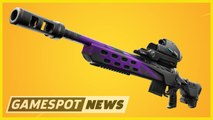 Fortnite Adds Storm Rifle, Birthday Cake, And More
