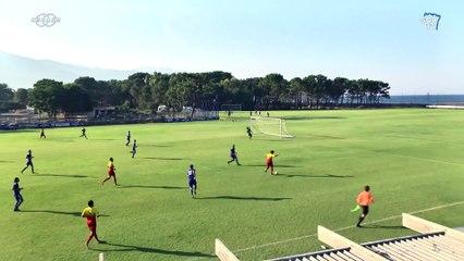 SCB 4-2 FCB : Les buts