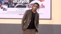 """Travis Scott """"Once Upon a Time in Hollywood"""" World Premiere Red Carpet"""