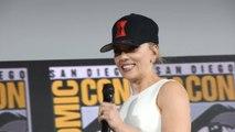 Scarlett Johansson dévoile sa bague de fiançailles à 400.000 dollars