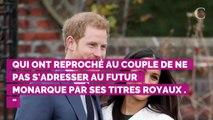 Pourquoi les fans du prince George trouvent que Meghan et Harr...