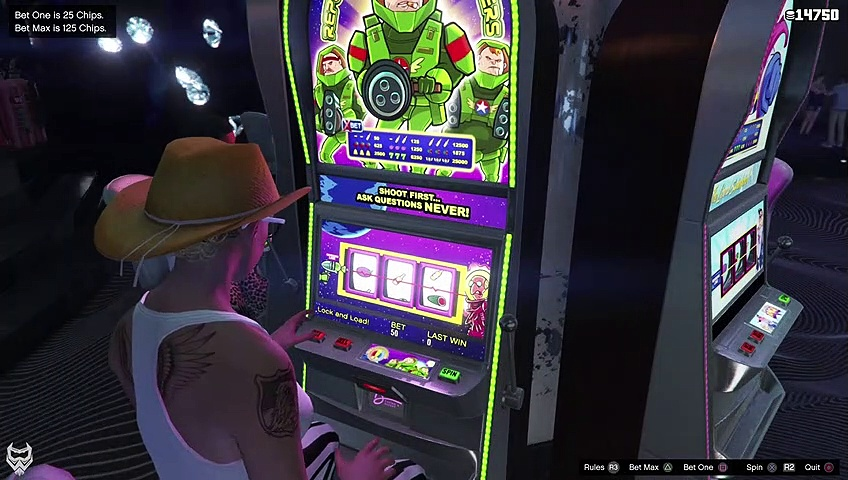 GTA Online Casino – MOST EASY GAME TO WIN!