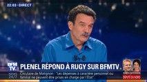 """Pour Edwy Plenel, les enquêtes sur le train de vie de François de Rugy """"confirment les faits révélés par Mediapart"""""""