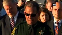 Florida School Shooting  -  Accused Visited Restaurants, Store After Killing, Says Sheriff