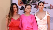 "Scout Willis, Tallulah Willis , Rumer Willis ""Once Upon a Time in Hollywood"" World Premiere Red Carpet"