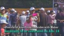 Kite Festival In Surat Held To Spread Awareness On Organ Donation