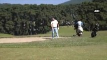 Meghalaya's Golf Links Remain Favorite Spot Of Golf Aficionados In Northeast Region