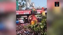 Ganpati Visarjan Procession 2017