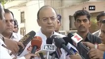 I Have An Extremely Competent Successor In Nirmala Sitharaman -  Defence Minister Jaitley
