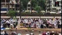 Namaz At Wadala Char Rasta