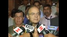 GST Bill Passed, New System Of Indirect Taxation Will Come Up -  Arun Jaitley