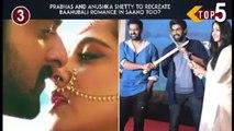 Prabhas And Anushka Shetty To Recreate Baahubali Romance In Saaho Too?