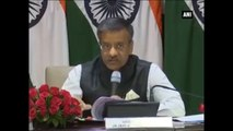 Whole country is concerned about Kulbhushan Jadhav, says MEA Spokesperson
