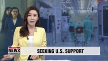 Seoul's trade minister Yoo Myung-hee in Washington to seek support, mediation over Japan spat